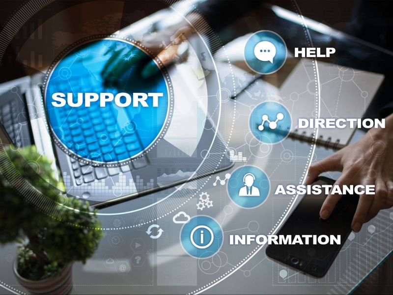 Virtual compliance support