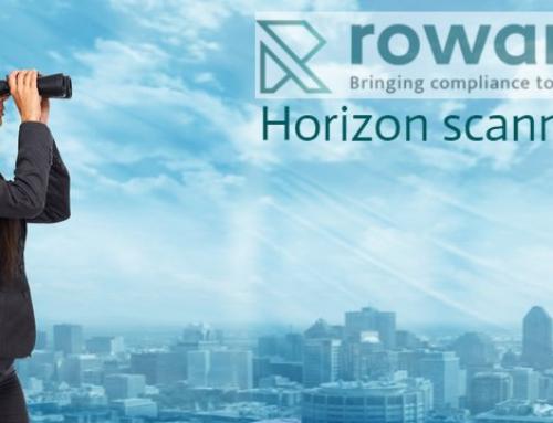 Horizon scanning with a focus on Isle of Man regulation